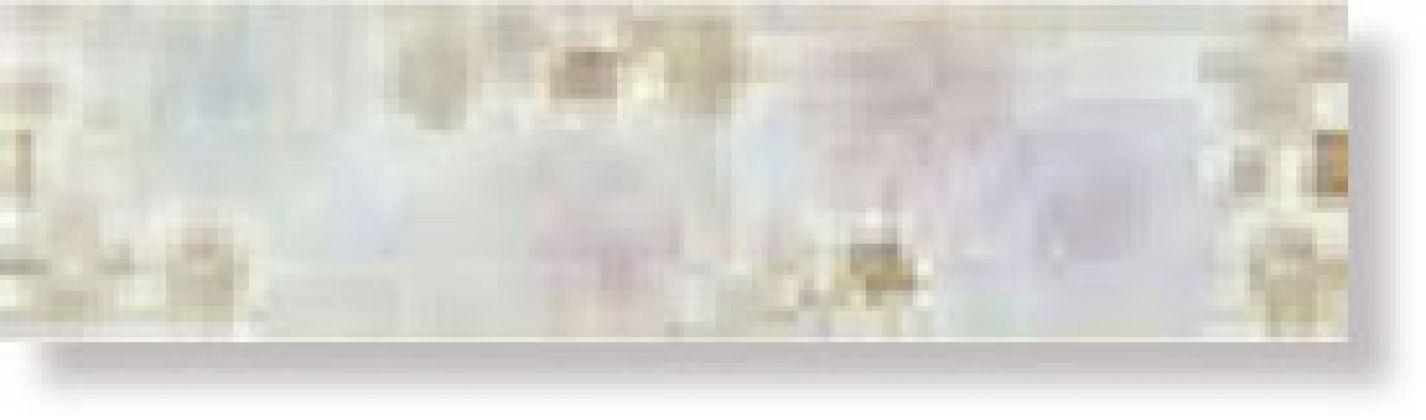 Бордюр Lis Velvet Marfil 5x20