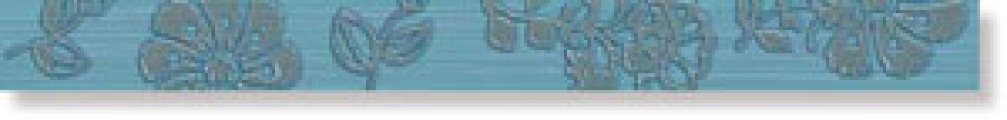 Бордюр Irvine Azul 4x45