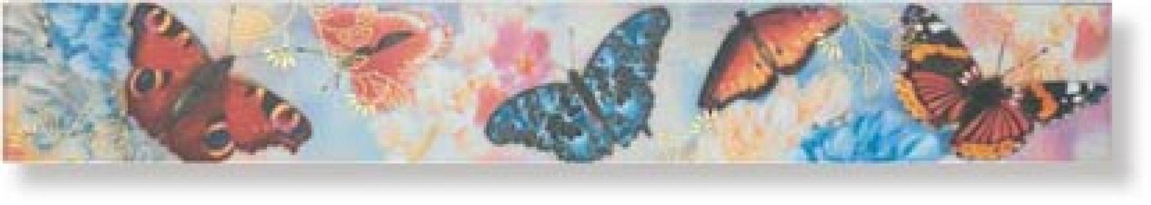 Бордюр Cen.Mariposa Blanco 6x50