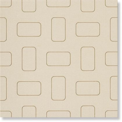 Light Shiny Sand Inserto Pattern nat. 45x45
