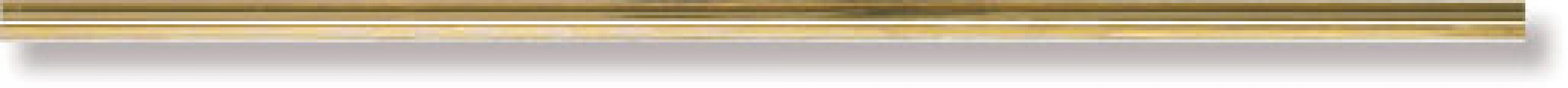 Бордюр Moldura Romanza Oro 1x50