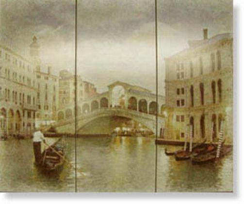 Decorado Venice (3 piezas) 58x70