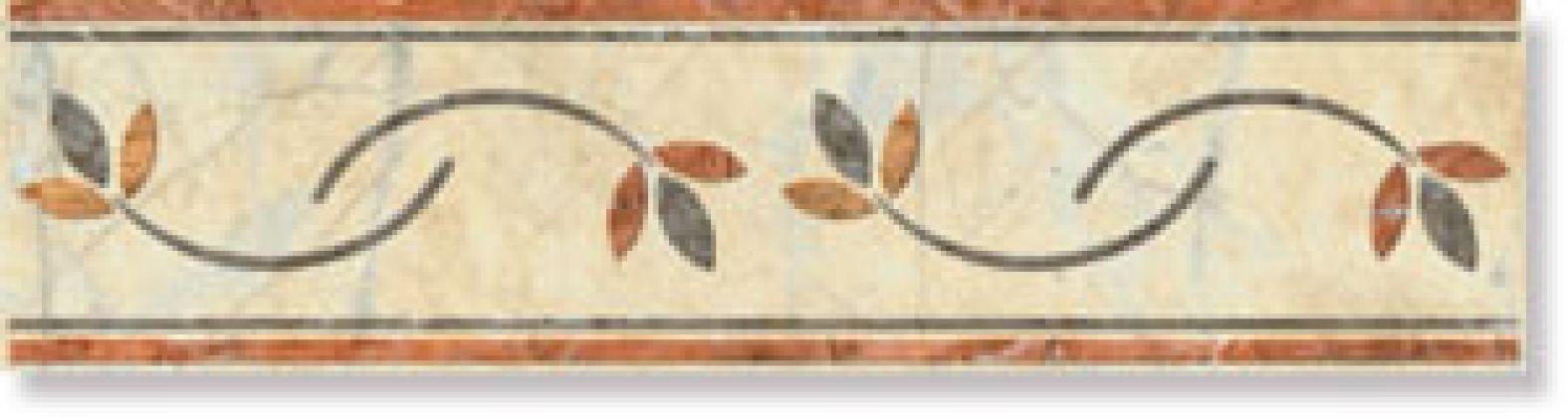 Бордюр Mesina Marfil 11x45