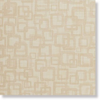 Twist Cream Inserto Quadri 45x45