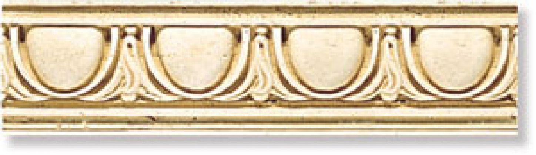 Бордюр Listelo Palazzo Beige 8x22