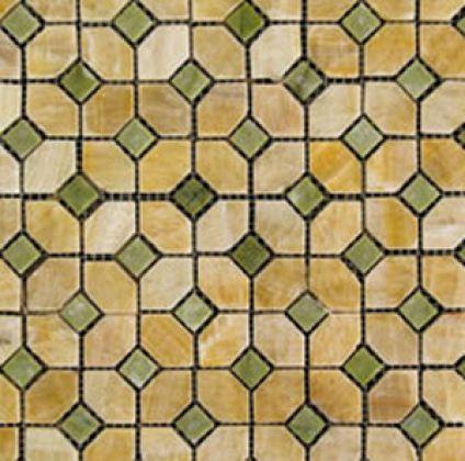 Octagon 2 (Natural Mosaic)