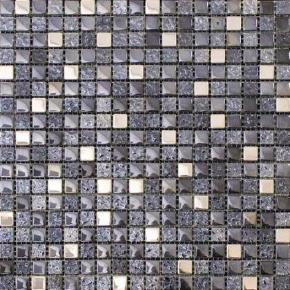 Mix Glass&Metall (Natural Mosaic)