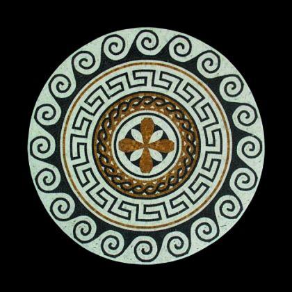 Мозаичные розоны (Natural Mosaic)