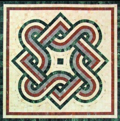 Мозаичные ковры Natural (Natural Mosaic)