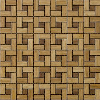 Bamboo Mosaic (Natural Mosaic)