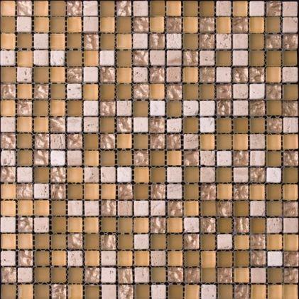 Mix Glass&Stone (MSD) (Natural Mosaic)