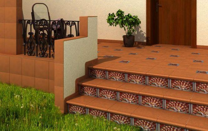 Декоративные элементы для Клинкера (Sierragres)