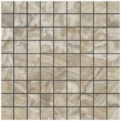 Mosaic Light Brown 30x30
