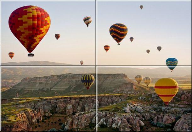 Воздушные шары 55x80