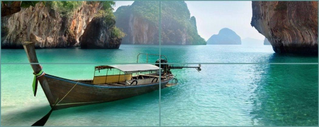 Тайланд 40x100