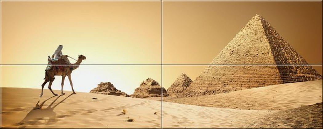 Пирамиды 40x100