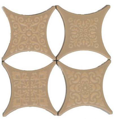 Estrella Set Marron 6x6