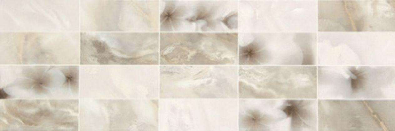 Decor Seda Mix Blanco 20x60