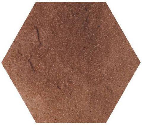 Heksagon Brown 26x26