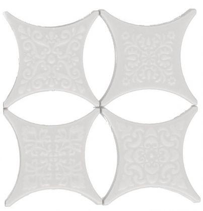 Estrella Set Blanco 6x6