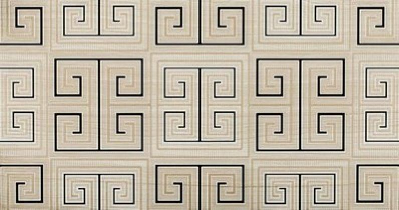 Decor Beige Grecas 31x60