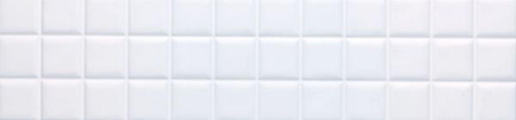 Mosaico Blanco 20x80