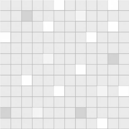 Mosaico Blanc 30x30