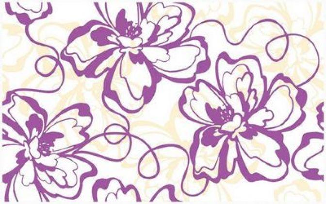 Монро фиолетовый 25x40