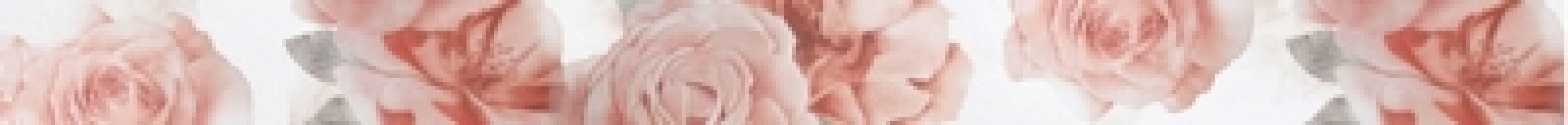 List. Floreale Bianco 5x72