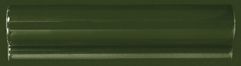 Moldura Verde Botella Brillo 5x20