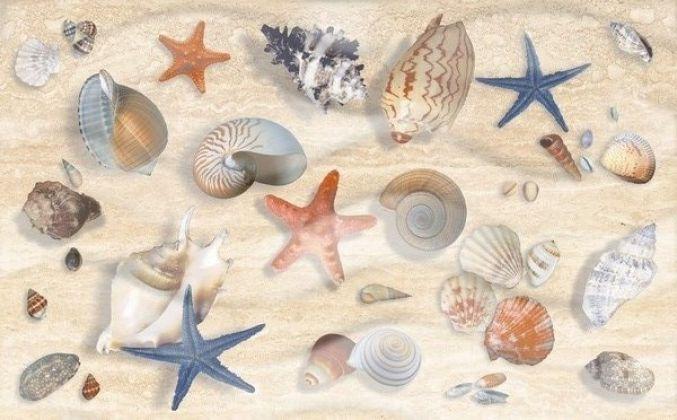 Морские звезды 25x50