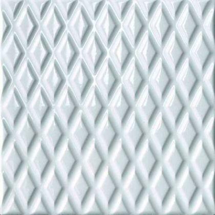 Parentesi A Bianco Puro 20x20