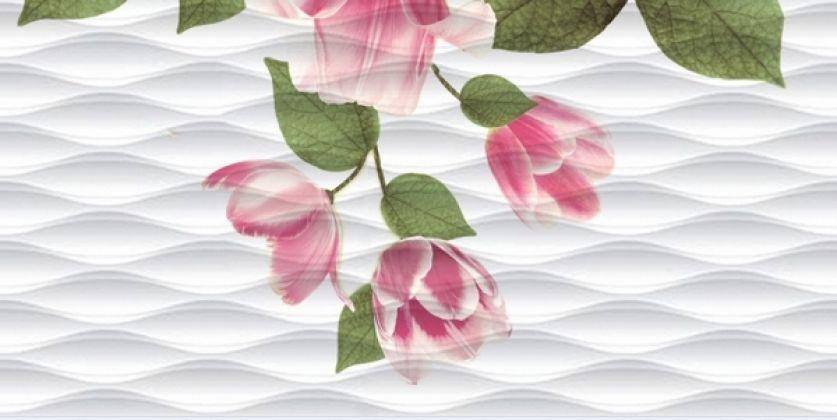 Цветы низ 25x50