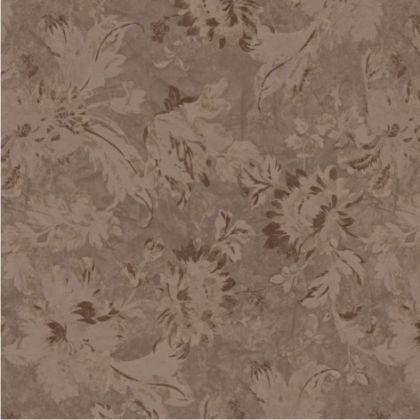 Флориан 3П Плитка напольная коричневый 40x40