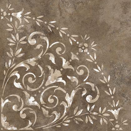 Монреаль 2Д Керамогранит коричневый розон 5х5 50x50