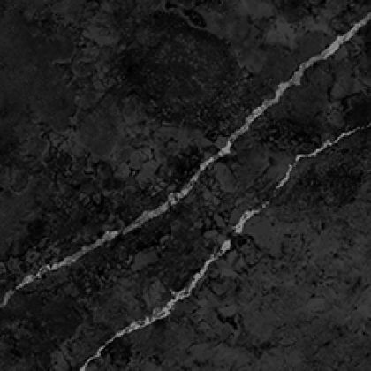 Риальто 1Т Плитка настенная черная 2х2 20x20