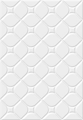 Майорка 7С Плитка настенная белый 27,5x40