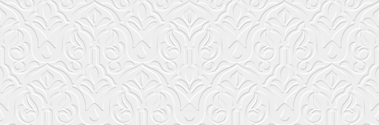 Tel Awiv Bianco Struktura A Плитка настенная 29,8x89,8