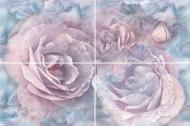 Serenity Панно (из 4-х пл.) 40x60