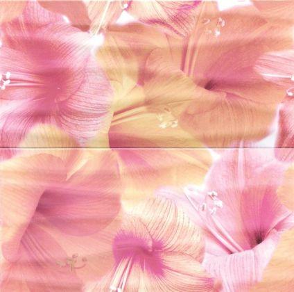 Flower Power (из 2 пл.) Панно 59,4x60