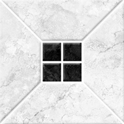 Риальто 1С тип 1 Плитка настенная серая 2х2 20x20