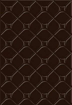 Майорка 3Т Плитка настенная коричневый 27,5x40