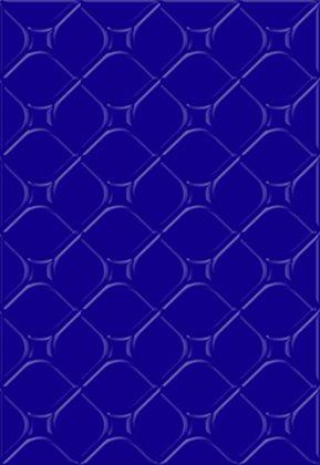 Майорка 2Т Плитка настенная синий 27,5x40