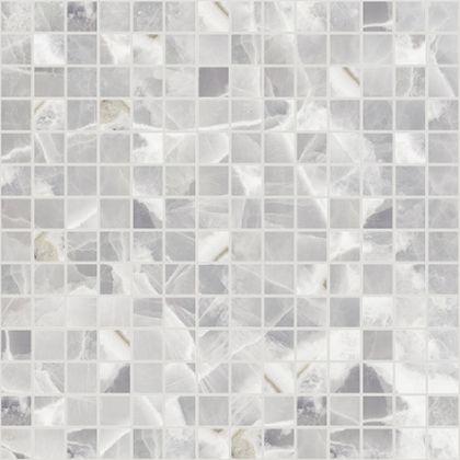 Plazma Мозаика серый 30x30