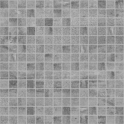 Concrete Мозаика тёмно-серый 30x30