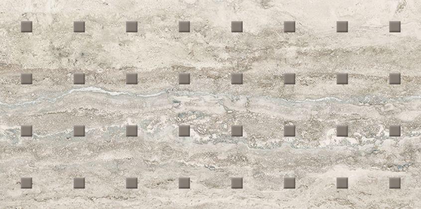 Echo Elemental Декор серый 30x60