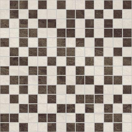 Crystal Мозаика коричневый+бежевый 30x30