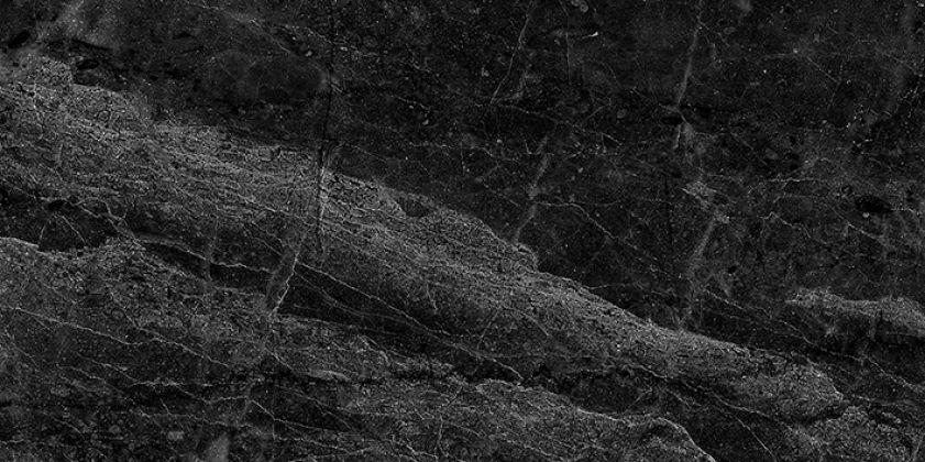 Crystal Плитка настенная чёрный 30x60