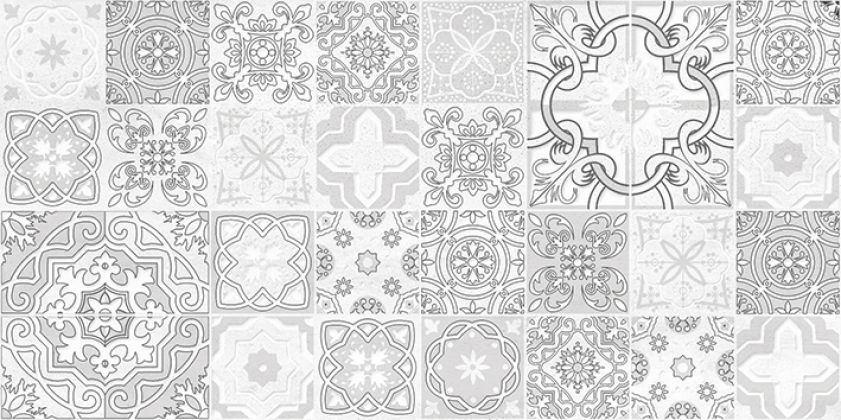 Concrete Vimp Декор серый 30x60