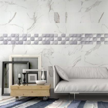 PALATINA Blanco Pulido Rect 60x120